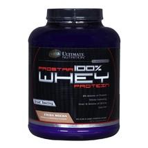 Ultimate Nutrition Prostar 100% Whey Protein, 5.28 lb Cocoa Mocha - $179.95