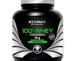 Six pack nutrition 100  whey  4.4 lb vanilla thumb155 crop