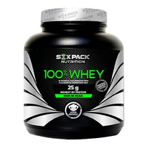 Six Pack Nutrition 100% Whey, 4.4 lb Vanilla - $149.95