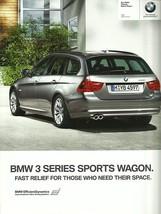 2011 BMW 3-SERIES Wagon brochure catalog US 11 328i xDrive - $9.00