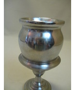 Pedestal Candle Holder Candy Dish Silver Plate ... - $9.95