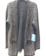 SIMPLY VERA (WANG)  SIZE XL LONG CARDIGAN NEW WITH TAGS - £42.54 GBP