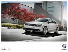 2011 Volkswagen JETTA brochure catalog US 11 VW SE SEL TDI - $9.00