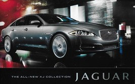 2011 Jaguar XJ XJL sales brochure catalog US 11 L Supersport - $12.00