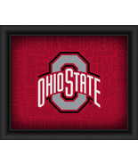 "Ohio State University ""College Logo Plus Word Clouds"" - 15 x 18 Framed P... - $49.95"