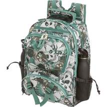 """NEW  Water-Resistant 17"""" Backpack Skull Camo By Extreme Pak™ - Camping - $519,98 MXN"""
