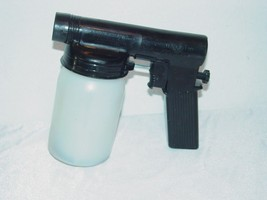 KIRBY Vacuum Cleaner Suds-O-Gun Attachment Black with Plastic jar - $4.85