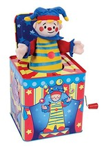 Schylling Silly Circus Jack in the Box - $22.42