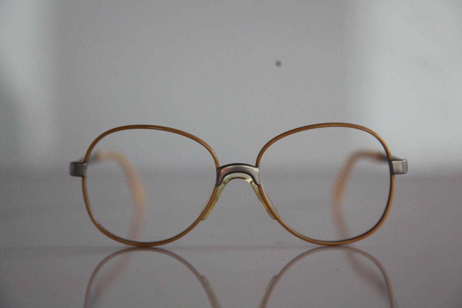 Vintage RODENSTOCK Eyewear, Silver Frame,. Germany