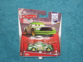 DISNEY CARS CHICK HICKS  Brand New. SEALED PACKAGE. 1/18. PistonCup. - $8.41