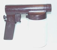 KIRBY Vacuum Cleaner Suds-O-Gun Attachment Dark Brown with Plastic jar - $4.26