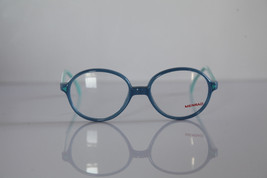 MENRAD FMG Eyewear, Blue Frame,  RX-Able Clear Faux lenses.  - $49.50