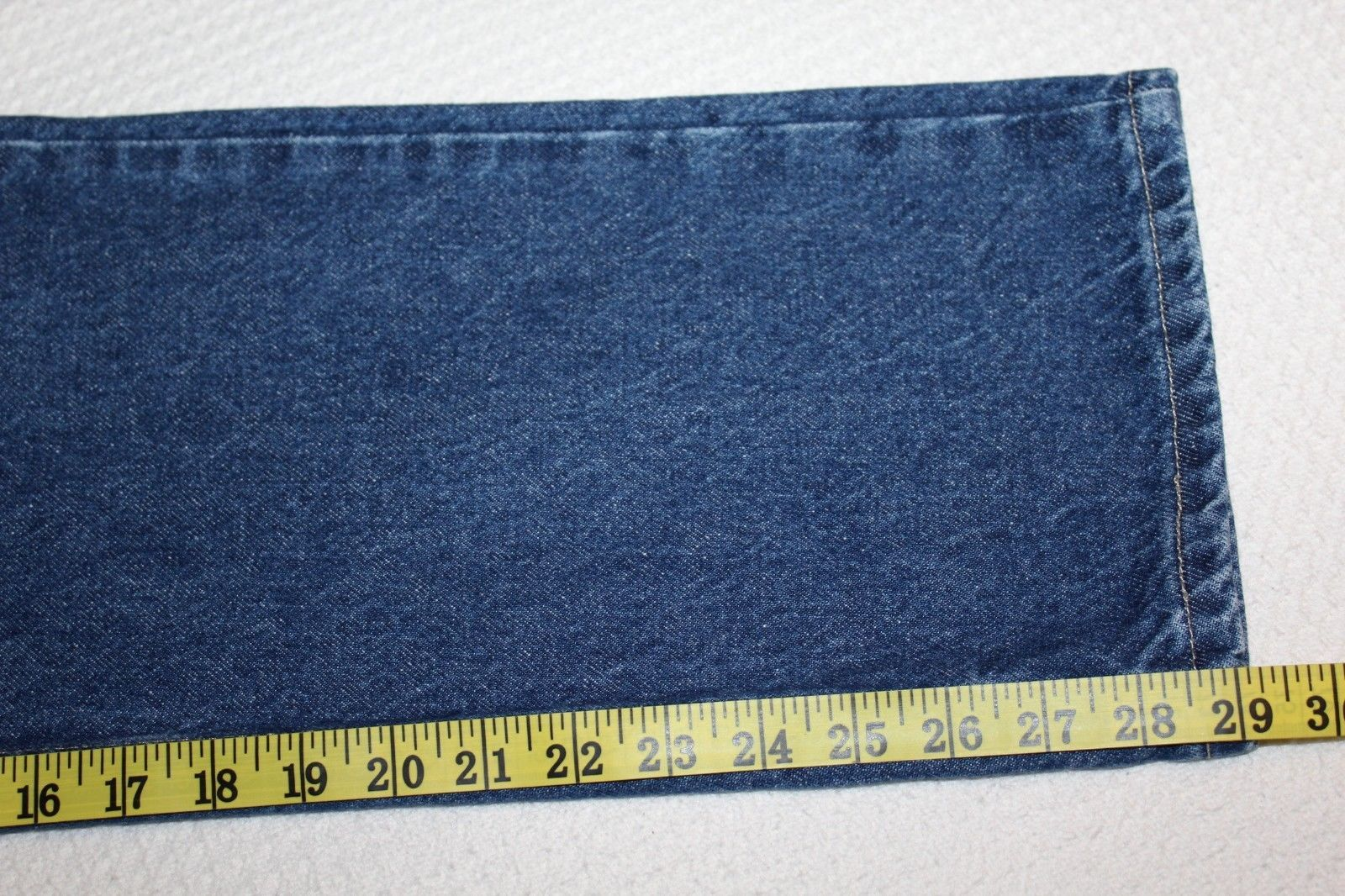 """LEE RIDERS Women's Size 14P Petite Relaxed Straight Leg Denim Jeans 29"""" Inseam"""