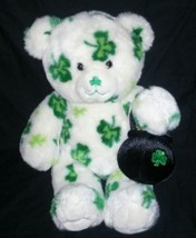 "Build a Bear Lucky For You St Patrick's Day Shamrock 15"" Plush Stuffed A... - $15.00"