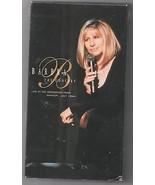 Barbra Streisand Barbra The Concert 1994 VHS - $7.80