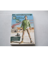 Breaking Bad: The Complete First Season (DVD, 2009, 3-Disc Set) - $9.79