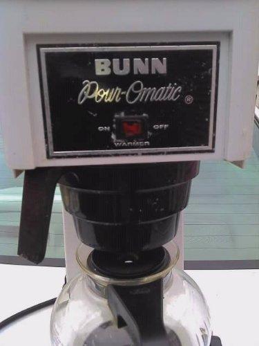 Bunn Coffee Maker Send Back