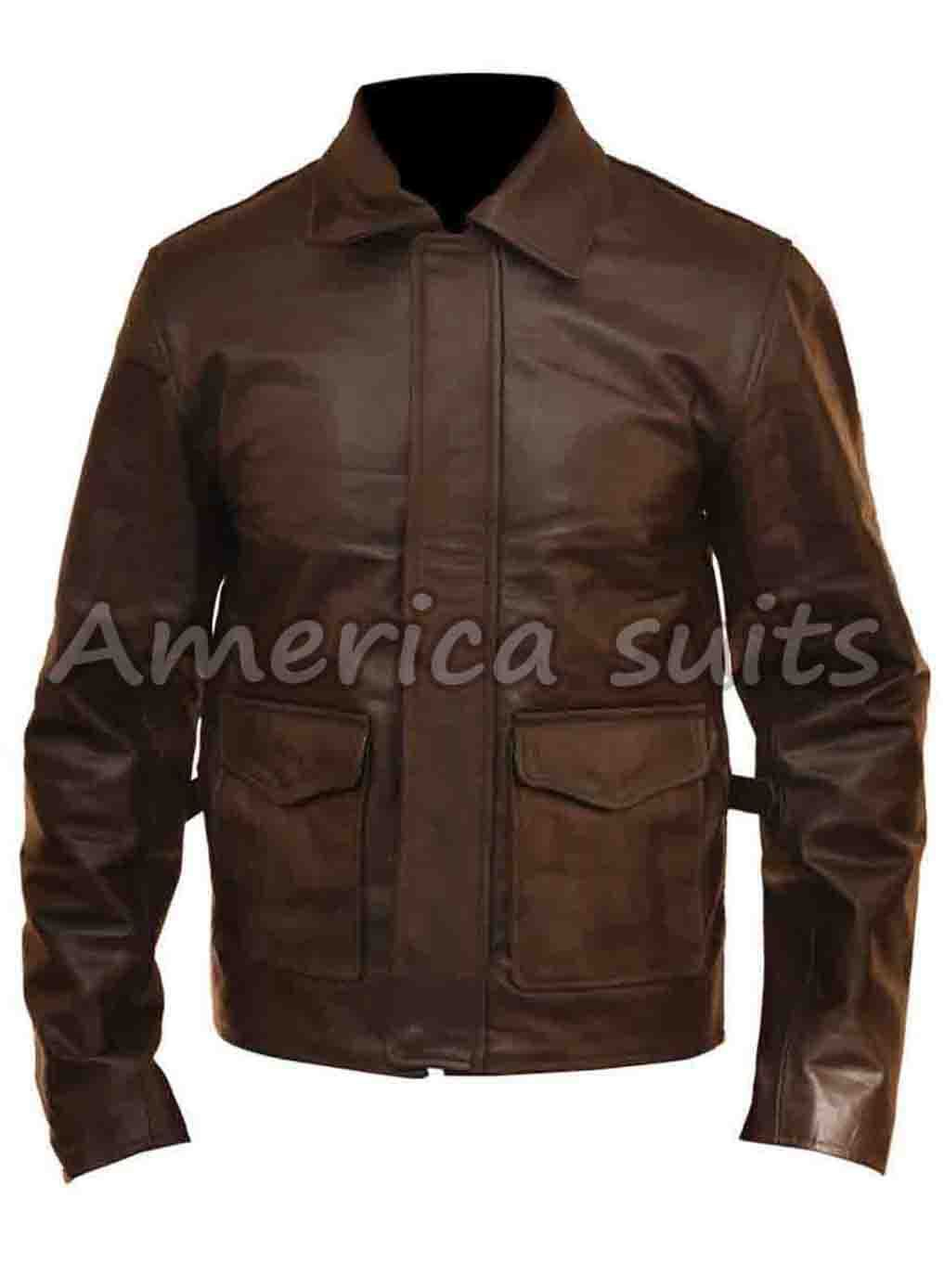 Leather jackets for men on sale