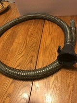Original Rare Kirby Vacuum Cl EAN Er Hose With Screw On End 6ft Ships N 24h - $87.20
