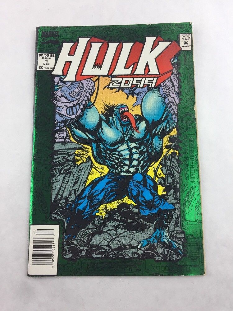 Hulk 2099 #1 Dec 1994 Marvel Comic Book