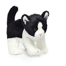 Nat and Jules Pouncing Small Cat Children's Plush Stuffed Animal Toy - $23.27