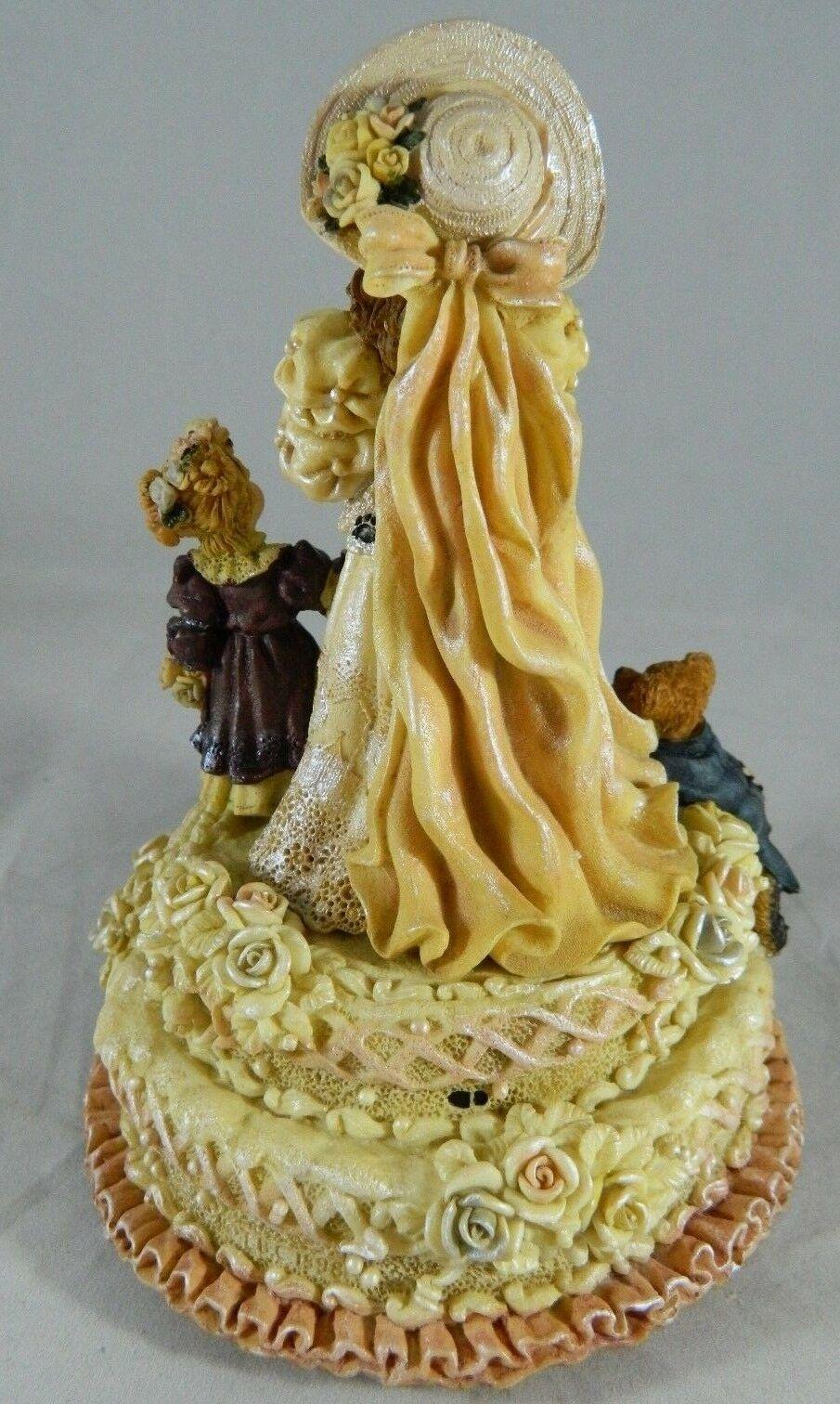 Boyds Yesterdays Child Emily Kathleen & Otis THE FUTURE Musical Wedding Bride