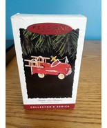1995 Hallmark Keepsake Ornament Kiddie Car Classics Murray Fire Truck #2  - $9.85