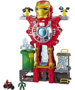 Playskool Heroes Marvel Super Hero Adventures Iron Man Headquarters Playset - $139.99