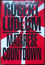 The Matarese Countdown...Author: Robert Ludlum (used hardcover) - $9.00