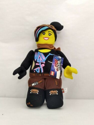 Primary image for The LEGO Movie 2 Lucy - Wyldstyle 12-Inch Plush Stuffed Toy