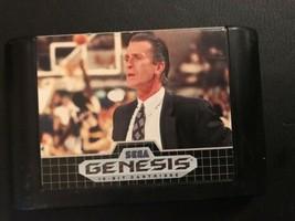 Pat Riley's Basketball (Sega Genesis, 1990) - LAST ONE - $6.44
