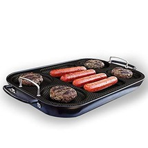 Yukon Glory YG-777 Grill Tray Pan Serve Meat Fish and Vegetables, Basket - $20.09