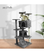 ppjfhdb 51 inches Multi-Level Cat Tree Condo Activity Tower Play House F... - $59.99