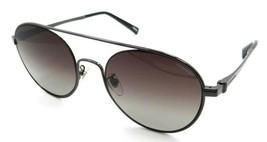 Chopard Sunglasses SCHC 29 568P 56-20-145 Gunmetal / Smoke Gradient Pola... - $144.45