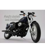 Harley - Davidson DYNA Super Glide 1/12 Scale Die-cast Metal Model by Ma... - $24.74