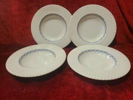 Lenox Priscilla Set of 4 Rimmed Soup Bowls  - $55.44