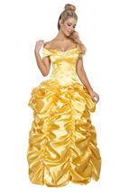 Sexy Roma Beautiful Fairytale Maiden BELLE Princess Halloween Costume S ... - $139.00
