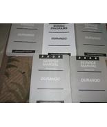 2006 DODGE DURANGO Service Repair Shop Manual Set W ELECTRICAL WIRING DI... - $346.45