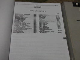 2006 DODGE DURANGO Service Repair Shop Manual Set W ELECTRICAL WIRING DIAGRAM image 6