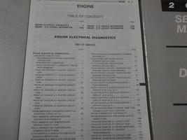 2006 DODGE DURANGO Service Repair Shop Manual Set W ELECTRICAL WIRING DIAGRAM image 5