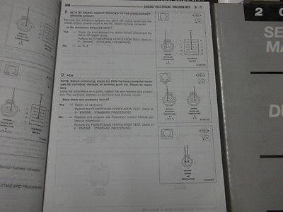 2006 DODGE DURANGO Service Repair Shop Manual Set W ELECTRICAL WIRING DIAGRAM image 3