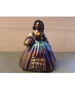 Vintage Glass Figurine Elizabeth Boyd Crystal A... - $9.95