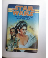 Star Wars: The Courtship of Princess Leia by Dave Wolverton SPOTLESS Book - $44.50