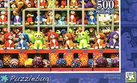 Carnival Game - Puzzlebug - 500 Pc Jigsaw Puzzle - NEW - $14.98