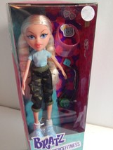 Bratz Cloe Doll And Accessories New #Fiercefitness Basic Doll - $18.99