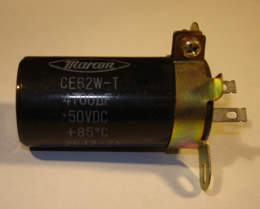 Marcon Capacitor CE62W-T