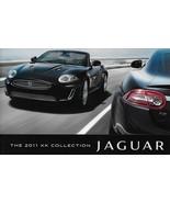 2011 Jaguar XK XKR sales brochure catalog US 11 4.2 V8 S/C R - $12.00
