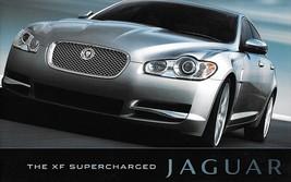 2010 Jaguar XF SUPERCHARGED sales brochure catalog US 10 5.0 V8 S/C - $10.00