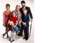 Family Affair Brian Keith Vintage 8X10 Color TV Memorabilia Photo - $6.99