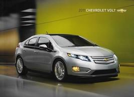 2011 Chevrolet VOLT deluxe sales brochure catalog US 11 Chevy ELECTRIC - $9.00
